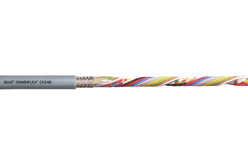chainflex® CF240 data cable