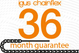 36 month guarantee | Guaranteed against failure