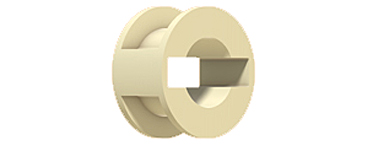Plain bearings in special designs
