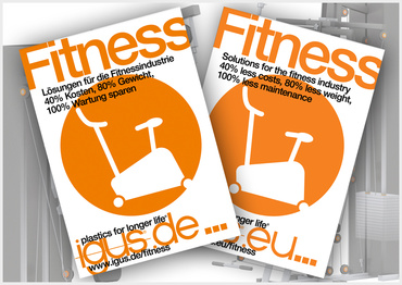 Fitness industry brochure