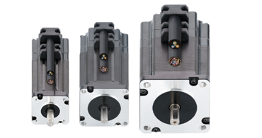 EC motors with Hall and encoder